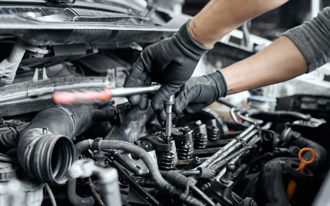 Brand new car parts are out of your budget. What can you do?